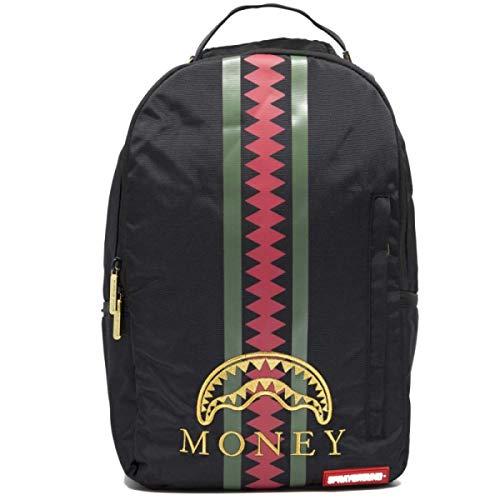 Sprayground Florence Money Backpack - Black