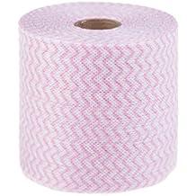 1 rollo (20 metros) desechables lavado de cara toalla maquillaje soplo almohadillas de algodón