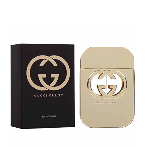 Gucci Guilty femme / woman, Eau de Toilette, Vaporisateur / Spray 75 ml, 1er Pack (1 x 75 ml)