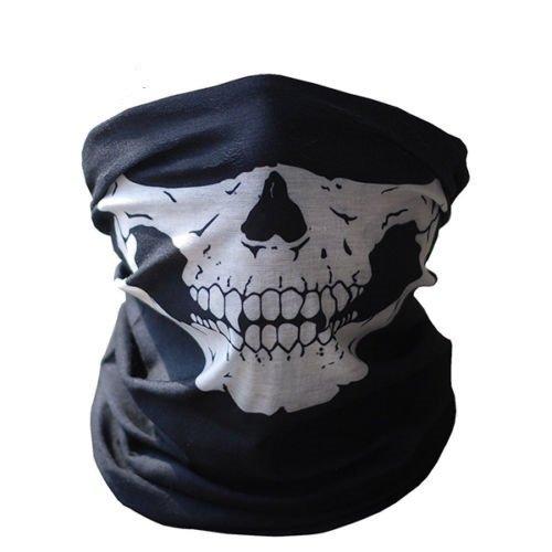 �del Vollschutzmaske Paintball Biker Motorrad Ski Maske Schal, Größe 1, Fasching, Halloween, Kostüm (Biker-halloween-kostüme)