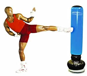 Gaiam - Sac de frappe sur pied Billy Blanks Tae Bo Contact [Import USA Zone 1]