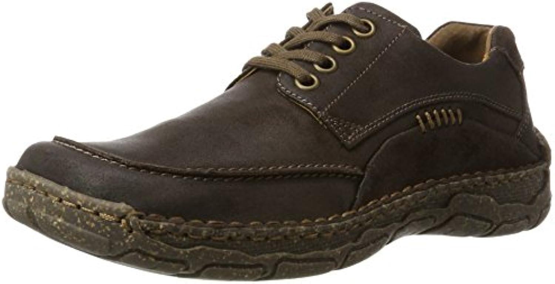 Josef Seibel SMU-Kongo, Zapatos de Cordones Derby para Hombre -
