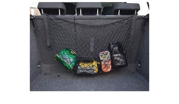 Vauxhall Mokka Car Cargo Tidy Net Hanging Boot Luggage Storage Organiser Bag