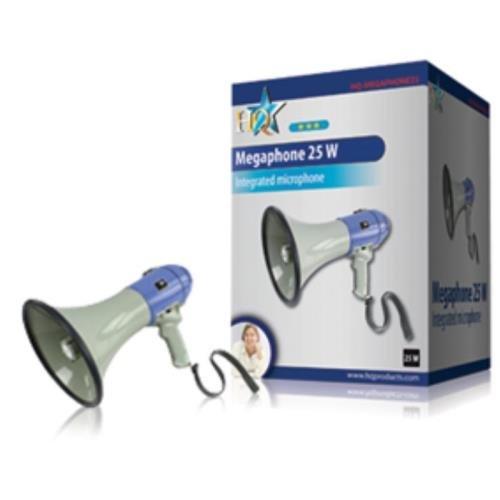 HQ Megafon (25 Watt) Hailer Horn
