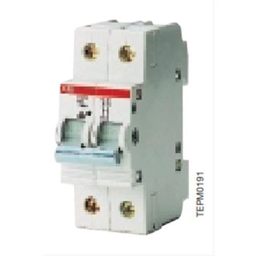 Schalter Trennschalter nicht Schalter 2P 16A 2Module-ABB SACE S.P.A. EF 9327 -