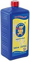 PUSTEFIX Nachfüllflasche Maxi I 1000 ml Seifenblasenflüssigkeit I Bubbles Made in Germany I Seifenblasen für Hochzeit,...