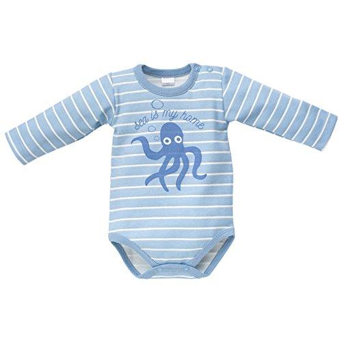 pinokio-sea-world-baby-body-100-baumwolle-blau-und-weiss-mit-tintenfisch-langarmbody-mit-druckknopfe