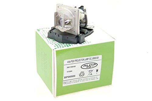 Alda PQ Beamerlampe EC.J5500.001 / EC.J6200.001 für ACER P5270, P5280, P5370W Projektoren, Lampenmodul mit Gehäuse