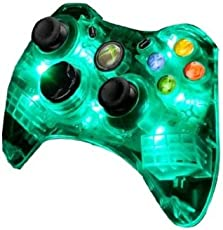AFTERGLOW Wired Controller Green Gamepad