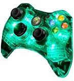 Manette filiaire Afterglow AX.1 pour Xbox 360 - verte