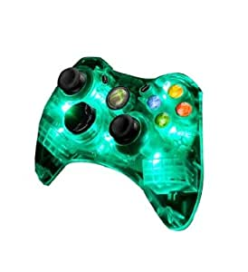 PDP Afterglow Wired Controller - Green (Xbox 360)