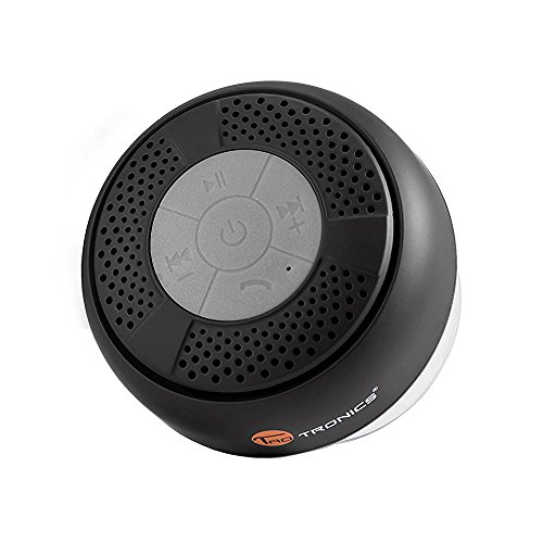 TaoTronics Mini Portable Bluetooth Lautsprecher tragbarer Waterproof Wireless Speaker...