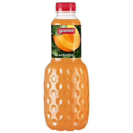 granini aprikosen de n ctar 6 pack 6 x Botella de 1 L