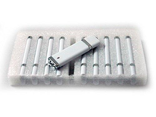 1016GB Flash Drive-Bulk Pack-USB 2.016GB SnapCap Design in Weiß (Usb-stick 16 Gb Samsung)