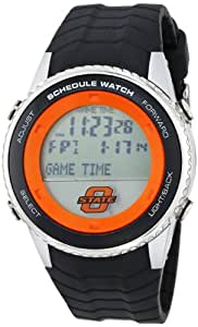 "Game Time Men's COL-SW-OKS ""Schedule"" Watch - Oklahoma State"