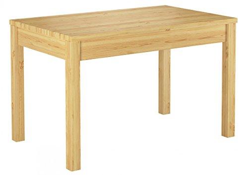 Erst-Holz® 90.70-53 Tisch Esstisch Massivholztisch - Kiefer Rechteckig Esstisch