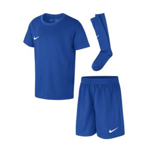 Nike Kinder Park Kit Trikotset, Blau (Royal Blue/White), XL (122-128)