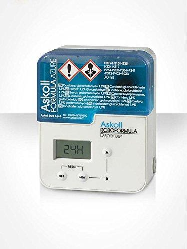 Askoll Distributeur Roboformula : Traitemt De l'eau