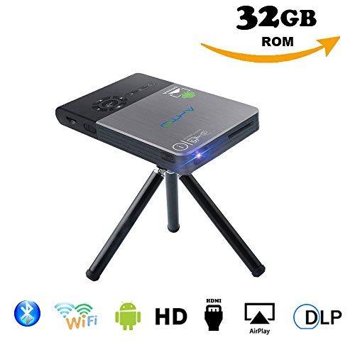 OTHA--Videoprojecteur, Videoprojecteur Full Hd, 32G,Projecteur...
