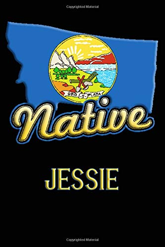 Montana Native Jessie: College Ruled | Composition Book (Jessie Supplies Party)