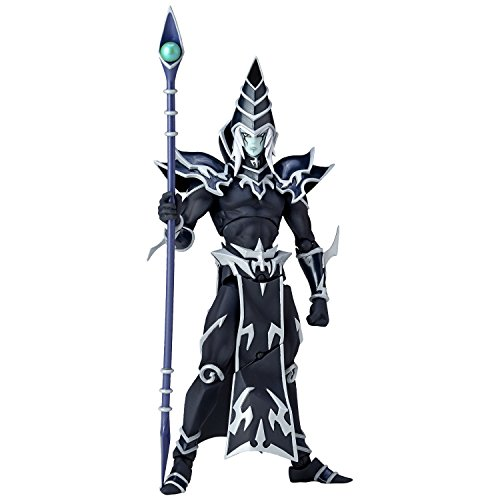Vulcanlog 010 Yu-Gi-Oh! Revoltech Dark Magician Non Scale PVC&ABS Painted Action FigureUnion Creative