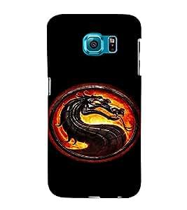 EPICCASE Dragon Mobile Back Case Cover For Samsung Galaxy S6 Edge Plus (Designer Case)