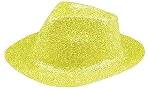 Boland 04407Sombrero Sparkle Neon Amarillo