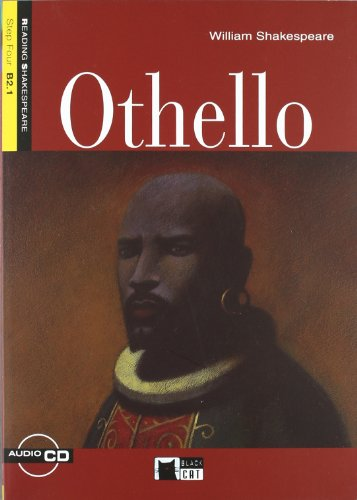 Othello. Collection Black Cat. Material Auxiliar (Black Cat. reading And Training)