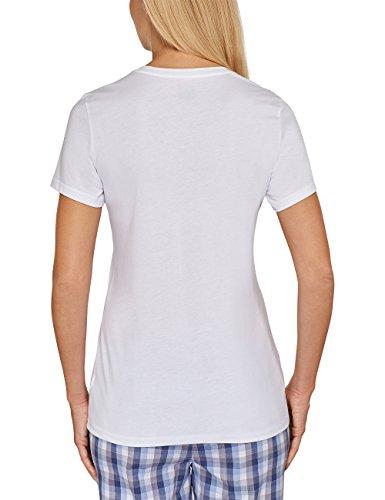 Schiesser, Camicia Donna Bianco (Weiss 100)