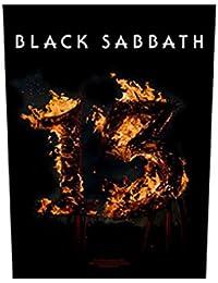 Black Sabbath 13 backpatch