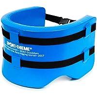 Sport-Thieme Hydro-Tone Aqua Jogging Gürtel | Für Aquajogging und Aquafitness| Enganliegend, Flexibel | Snap-In Verschluss | Bis 100 kg | Spezialschaumstoff | Blau | Markenqualität preisvergleich bei fajdalomcsillapitas.eu