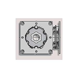 SOMFY - Plaque support à visser LT50/LT60 somfy - 9763508