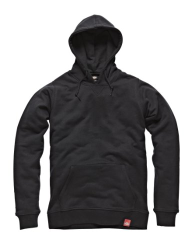 dickies-mens-philadelphia-plain-long-sleeve-hoodie-black-medium