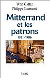 Mitterrand et les patrons, 1981-1986