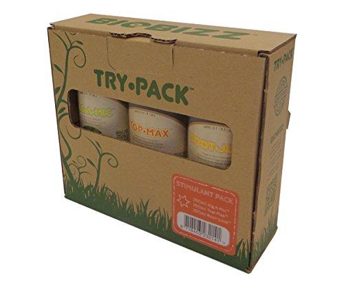 Biobizz try·pack kit coltivazione stimulant