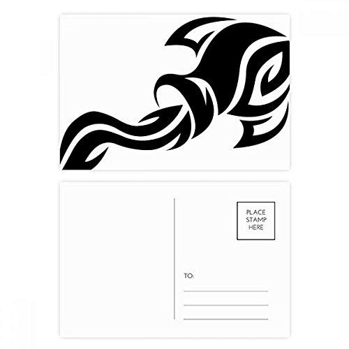 DIYthinker Konstellation Wassermann Sternzeichen Postkartenset Geburtstag dankt Karte Mailing Side 20pcs 5.7 Zoll x 3.8 Zoll Mehrfarbig - Karte Geburtstag Wassermann