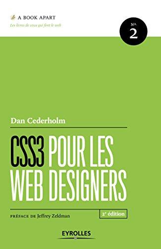 CSS3 pour les web designers par Dan Cederholm