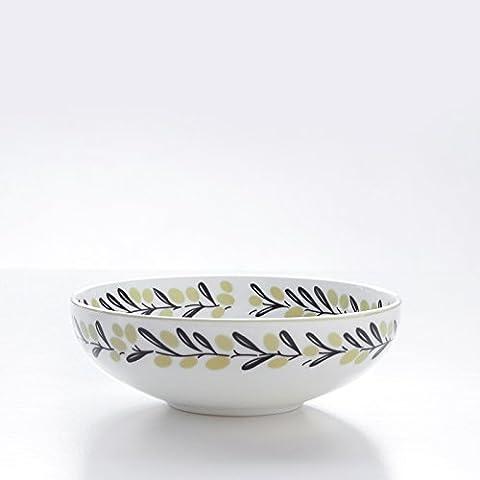 XY et GK domestiques en porcelaine Vaisselle Vaisselle Bol de salade de fruits Bol Bol