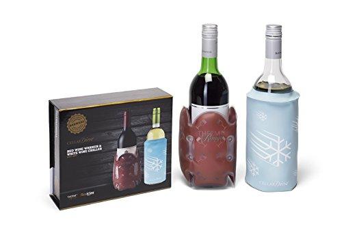 CellarDine Therm au Rouge & Rapid Ice Coffret cadeau
