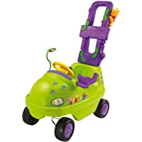 Smoby - Winnie The Pooh Buggymobile