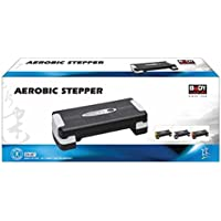 Body Sculpture Plus Aerobic Stepper Workout Exercise & Fitness Yoga Gym Step