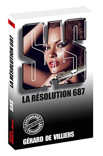 SAS 121 La résolution 687 par Gerard de Villiers