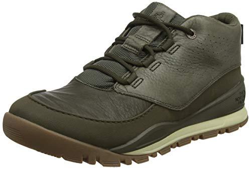 The North Face Herren Edgewood Chukka Boots, Grün (Tarmac Green/Vintage White), 42.5 EU (8.5 UK) Vintage Boot