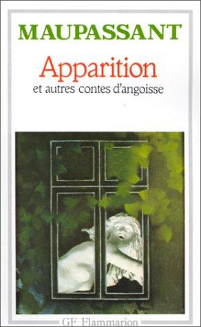 Apparition : Et autres contes d'angoisse