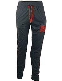 Homme Pantalon Long Salon pour femme en coton Pantalon pyjama polaire pyjama survêtement pour homme Casual Bleu Uni Sport Léger adultes Lounge Pantalon pour femme