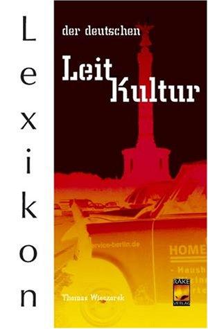 Das Lexikon der deutschen Leitkultur