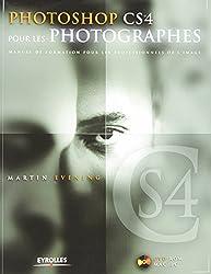 Photoshop CS4 pour les photographes : manuel de formation pour professionnels de l'image + DVD