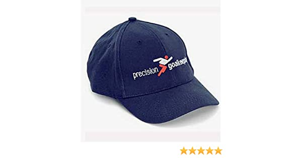 8de9fb1aedc Precision Goalkeeping Cap Navy Goalkeeper Hat Football Accessory rrp£15   Amazon.co.uk  Sports   Outdoors