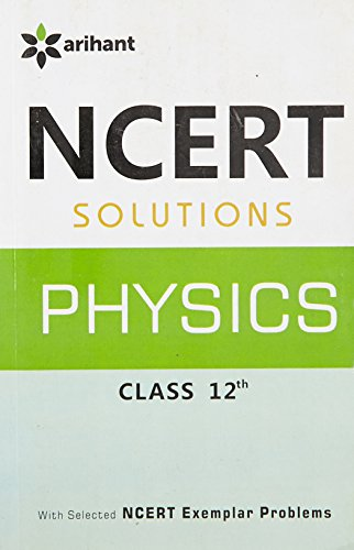 CBSE NCERT Solutions Physics 12 for 2018 – 19 41BHAjJ7RpL