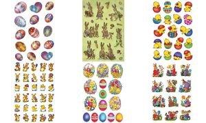 3686 Sticker DECOR Küken im Ei
